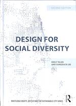 Design for Social Diversity (Routledge Equity Justice and the Sustainable City series)