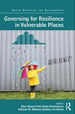 Governing for Resilience in Vulnerable Places (Urban Planning and Environment)