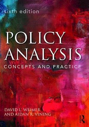 Bog, paperback Policy Analysis af David Leo Weimer