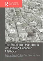 The Routledge Handbook of Planning Research Methods af Elisabete A. Silva