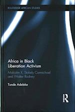 Africa in Black Liberation Activism (Routledge African Studies)