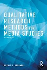 Qualitative Research Methods for Media Studies