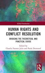 Human Rights and Conflict Resolution (Global Institutions)
