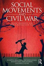 Social Movements and Civil War (Routledge Studies in Civil Wars and Intra state Conflict)