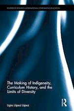 The Making of Indigeneity, Curriculum History, and the Limits of Diversity (Routledge Research in International and Comparative Education)