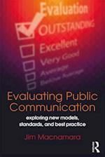 Evaluating Public Communication