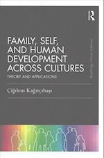 Family, Self, and Human Development Across Cultures af Cigdem Kagitcibasi