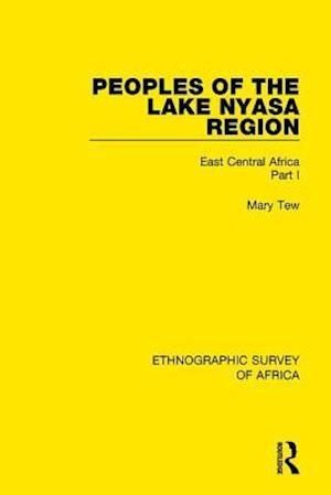 Peoples of the Lake Nyasa Region