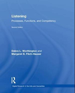 Bog, hardback Listening af Debra L. Worthington