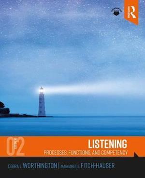 Bog, paperback Listening af Debra L. Worthington