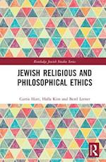 Jewish Religious and Philosophical Ethics (Routledge Jewish Studies Series )