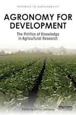 Agronomy for Development (Pathways to Sustainability)