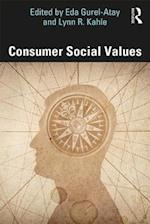 Consumer Social Values (Marketing and Consumer Psychology Series)