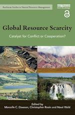 Global Resource Scarcity (Earthscan Studies in Natural Resource Management)
