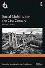 Social Mobility for the 21st Century (Sociological Futures)