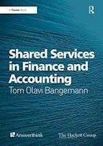 Shared Services in Finance and Accounting