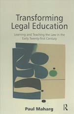 Transforming Legal Education
