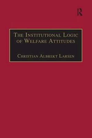 The Institutional Logic of Welfare Attitudes