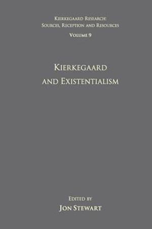 Bog, paperback Kierkegaard and Existentialism af Dr. Jon Stewart