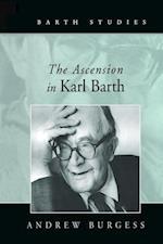 The Ascension in Karl Barth (Barth Studies)