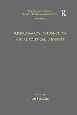 Bog, paperback Kierkegaard's Influence on Social-Political Thought af Dr. Jon Stewart