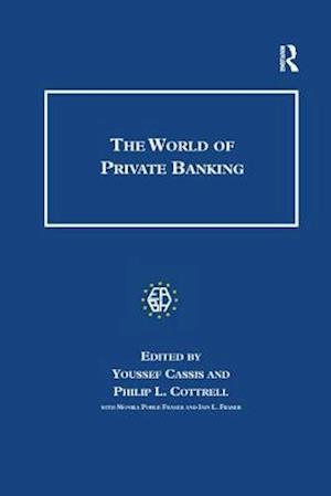 Bog, paperback The World of Private Banking af Youssef Cassis