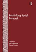 Re-Thinking Social Research