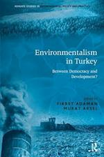 Environmentalism in Turkey af Fikret Adaman