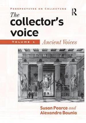 Bog, paperback The Collector's Voice af Susan Pearce