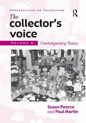 Bog, paperback The Collector's Voice af Susan Pearce