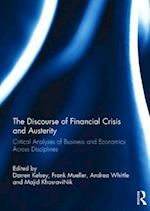 The Discourse of Financial Crisis and Austerity