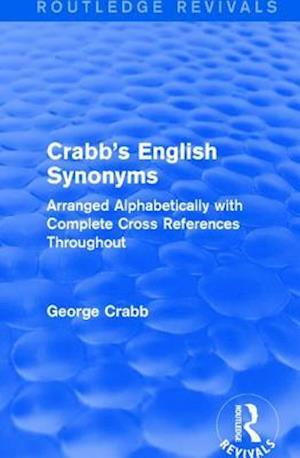 : Crabb's English Synonyms (1916)