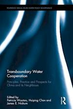 Transboundary Water Cooperation (Routledge Special Issues on Water Policy and Governance)