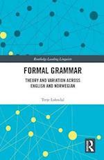 Formal Grammar (Routledge Leading Linguists)