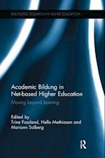Academic Bildung in Net-based Higher Education (Routledge Research in Higher Education)