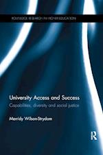 University Access and Success