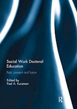 Social Work Doctoral Education