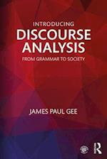 Introducing Discourse Analysis