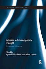 Judaism in Contemporary Thought (Routledge Jewish Studies Series)