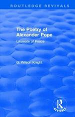 The Poetry of Alexander Pope (1955) (Routledge Revivals)