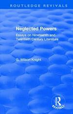 : Neglected Powers (1971) (Routledge Revivals)