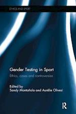 Gender Testing in Sport af Sandy Montanola