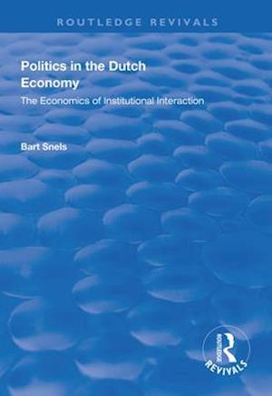 Politics in the Dutch Economy
