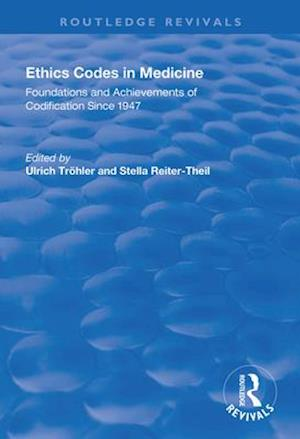 Ethics Codes in Medicine