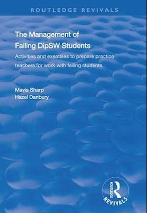 The Management of Failing DipSW Students