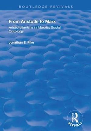 From Aristotle to Marx