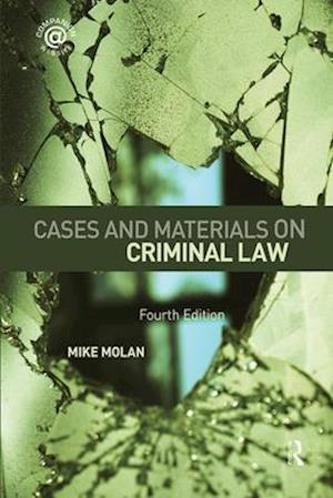 Cases & Materials on Criminal Law