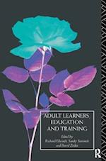 Adult Learners, Education and Training