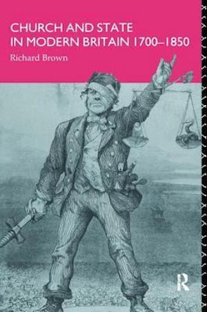 Church and State in Modern Britain 1700-1850
