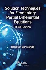 Solution Techniques for Elementary Partial Differential Equations, Third Edition